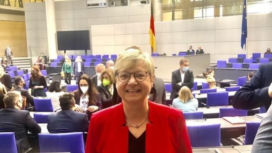 Konstituierung Bundestag